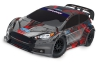 FORD FIESTA ST 4WD RALLY 1/10 TRAXXAS 74054-4