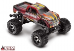 STAMPEDE VXL TSM 1/10 EP 2 WD TRAXXAS 36076